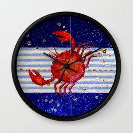 Cancer - Uranometria Collection Wall Clock