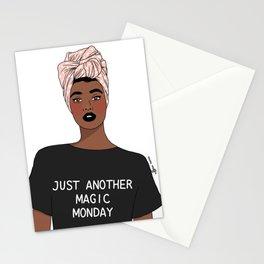 Magic Monday Stationery Cards
