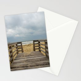 Draw me into the Sea Stationery Cards