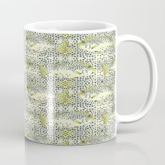 dotted fish Mug