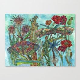 Garden of Delights Canvas Print