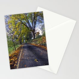 Walks In The Autumn Stationery Cards