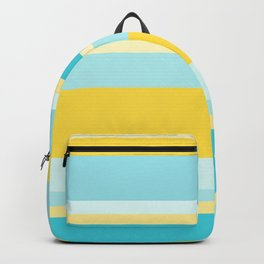 Summer Stripes I Backpack