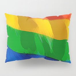 Equality in Color Pillow Sham