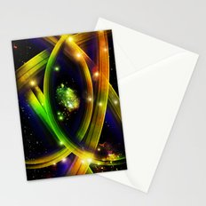 Eye of the Universe Stationery Cards