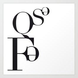 FEQSE Art Print