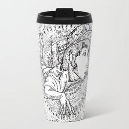 mandala005 Travel Mug