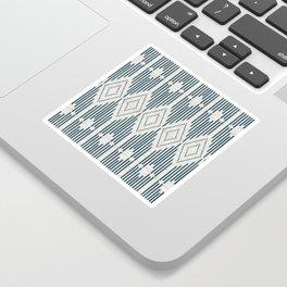 West End - Linen Sticker