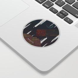 Mirage Sticker