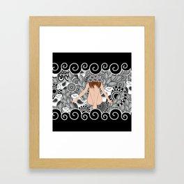 Pattern 98 Framed Art Print