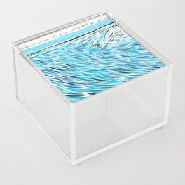 The Waves/ Dream Waves Acrylic Box