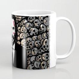 John Wick in the Catacombs Coffee Mug