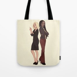 American Horror Story - Fiona and Marie Tote Bag