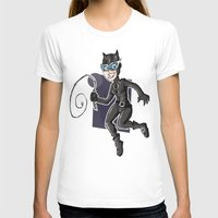 catwoman T-shirts featuring Catwoman by neicosta