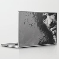 aragorn Laptop & iPad Skins featuring Aragorn by Alba Palacio