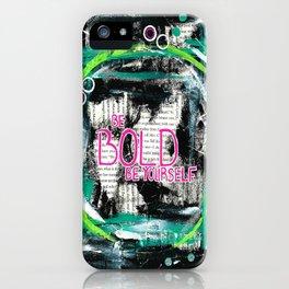 emBOLDen iPhone Case