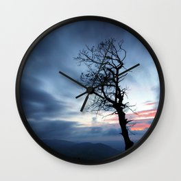 First Light Wall Clock