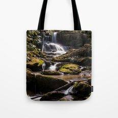 Mill Creek Falls Tote Bag