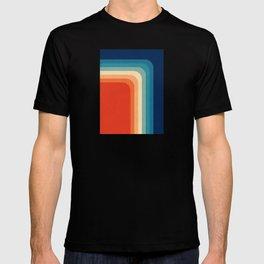 ac72e0b1 Retro 70s Color Palette III T-shirt
