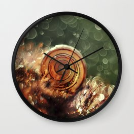 Magic forrest Wall Clock