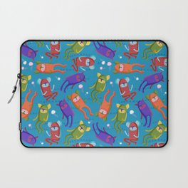 Shamans in the Sea Laptop Sleeve