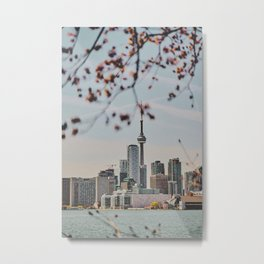 Toronto Views Metal Print