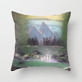 #2 Throw Pillow