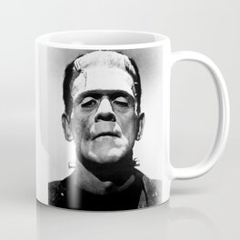 Frankenstein 1933 classic icon image, flawless, timeless horror movie classic Coffee Mug