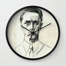 Max Ernst Wall Clock
