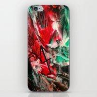 sagittarius iPhone & iPod Skins featuring Sagittarius  by ART de Luna