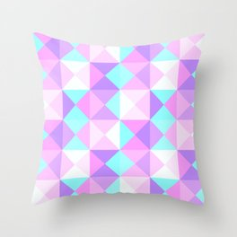 minimalist art Nurikabe Throw Pillow