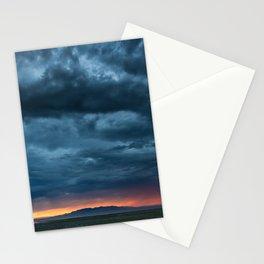 Salt Lake Sky Stationery Cards
