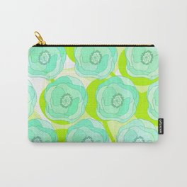 Mint Ombra Carry-All Pouch