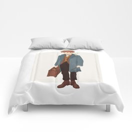 Newt Scamander Comforters