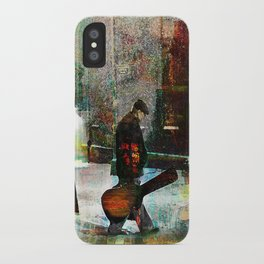 The guitarist iPhone Case