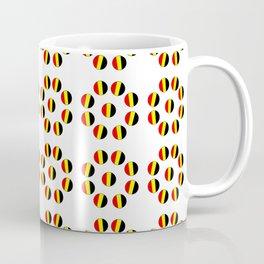 Flag of belgium 5 belgian,belge,belgique,bruxelles,Tintin,Simenon,Europe,Charleroi,Anvers,Maeterlinc Coffee Mug