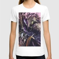 headdress T-shirts featuring Feather Headdress  by TheBigBear