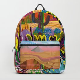 Reaching the Mountain Top Backpack