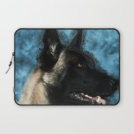 Malinois  Belgian shepherd - Mechelaar Laptop Sleeve