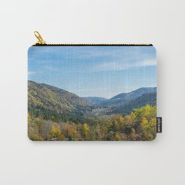 Colorful French valley Carry-All Pouch
