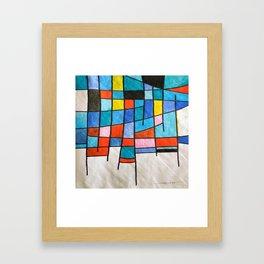 Where the Dreams Take You Framed Art Print