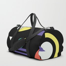 Memphis Pattern 38 / 80s - 90s Retro Duffle Bag