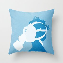 Royal Nose + Lost Time Throw Pillow