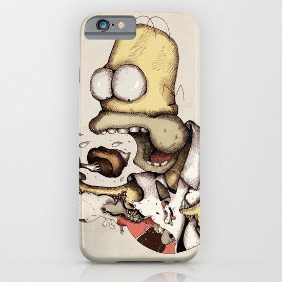 Simpson & C. A. K. E. iPhone & iPod Case