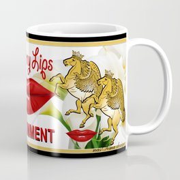 Read My Lips No Comment  Royal Collection Coffee Mug