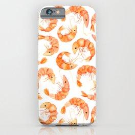 Shrimp iPhone Case