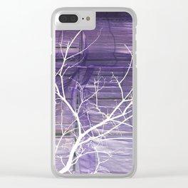 ARBOL Clear iPhone Case