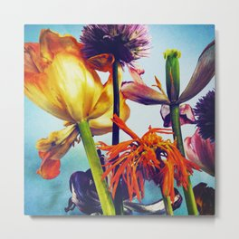 The tulips Metal Print