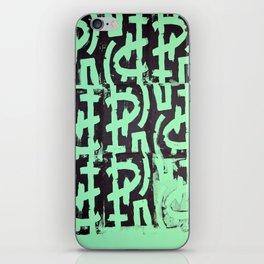 Atlantic iPhone Skin