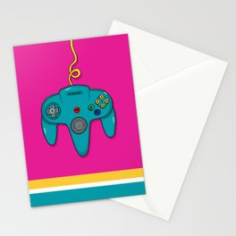 N64 Controller Stationery Cards
